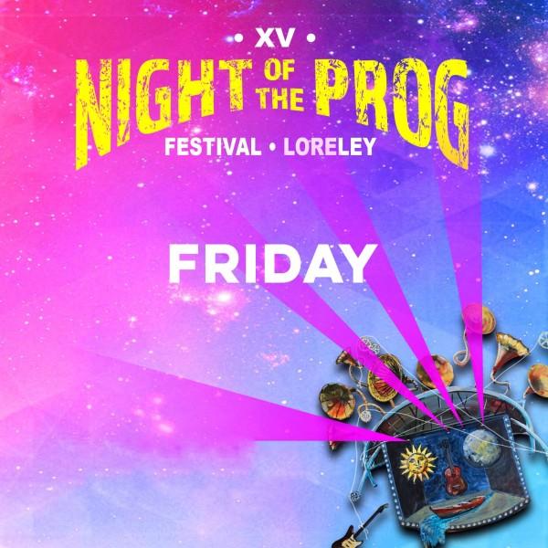 Festivalticket - 1 Day - Friday - NOTP XV 3.0