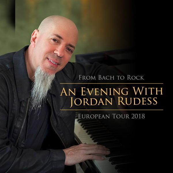 13.04.2018 - Jordan Rudess - Frankfurt Jahrhunderthalle Club