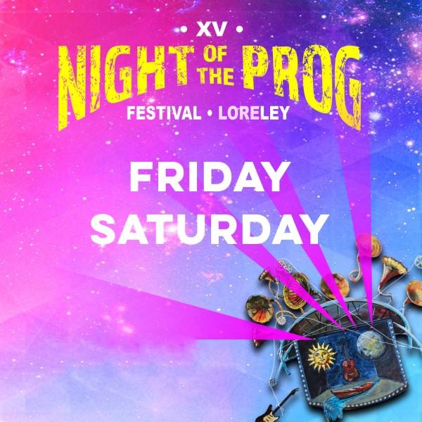 Festivalticket - 2 Days - Friday / Saturday - NOTP XV 3.0