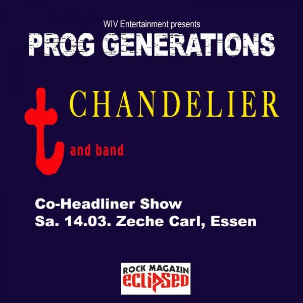 14.03.2020 - Essen - CHANDELIER / t