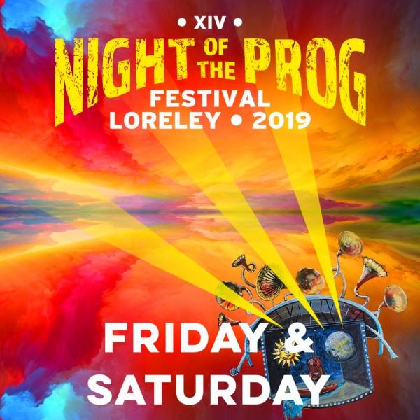 Festivalticket - 2 Days - Friday / Saturday - NOTP XIV