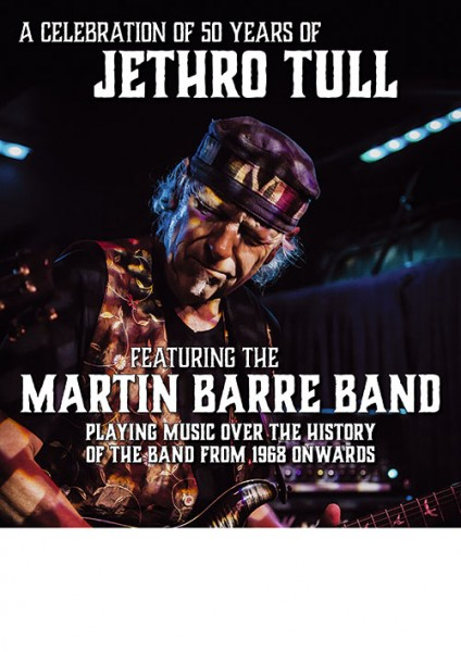 16.04.18 Jethro Tull´s M.Barre - B-Verviers - Spirit of 66