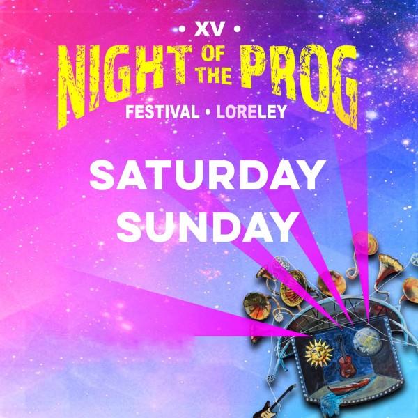 Festivalticket - 2 Tage - Samstag / Sonntag - NOTP XV 2.0