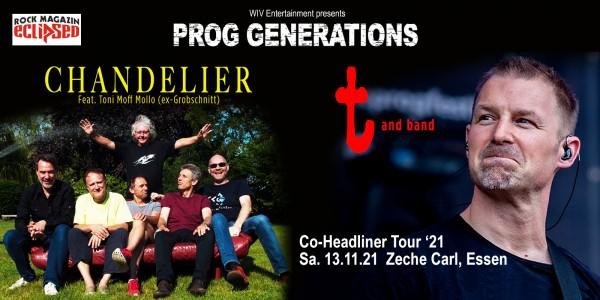 13.11.2021 - Essen - CHANDELIER / t