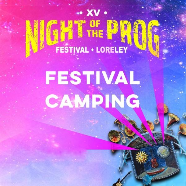 Sleeping: Campingticket - NOTP XV