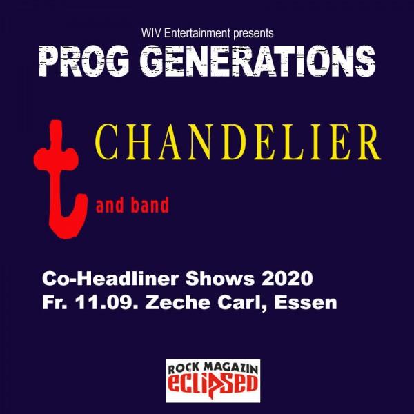 11.09.2020 - Essen - CHANDELIER / t