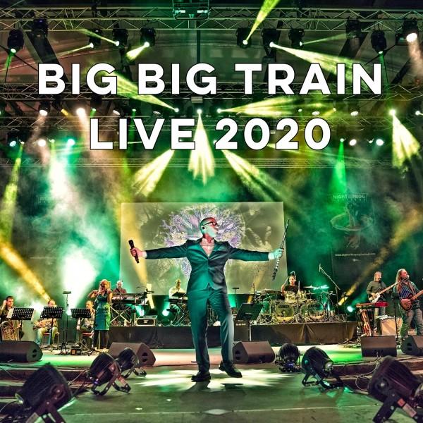 21.07.2020 - Essen - Lichtburg - BIG BIG TRAIN
