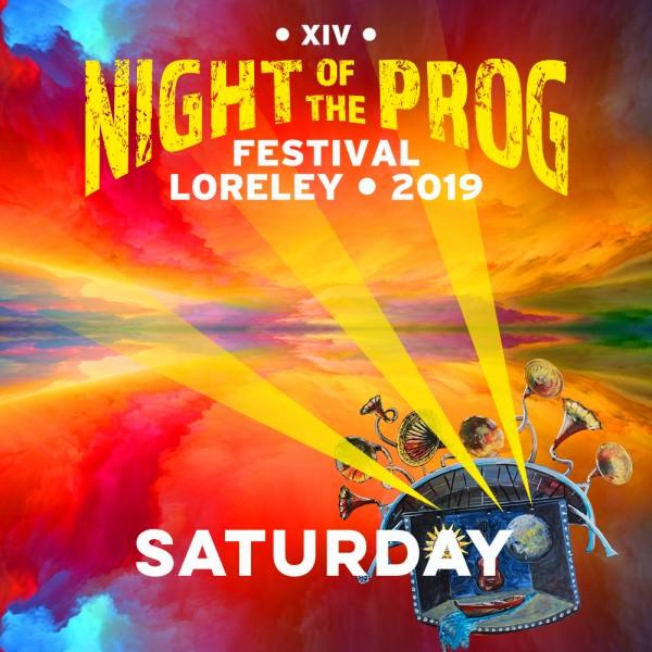 Festivalticket - 1 Tag - Samstag - NOTP XIV