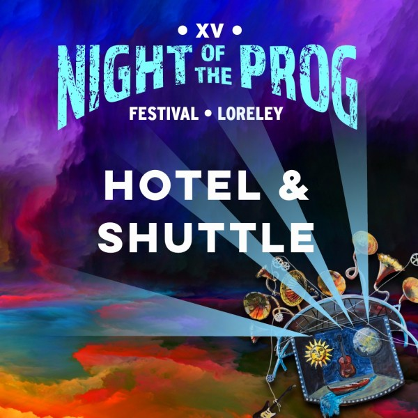 Sleeping: Hotel & Shuttle (Double/Twin Room) - NOTP XV