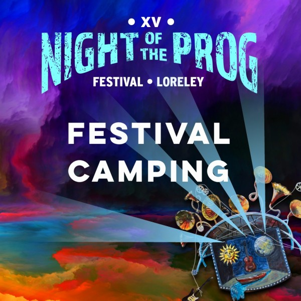 Sleeping: Campingticket - NOTP XV