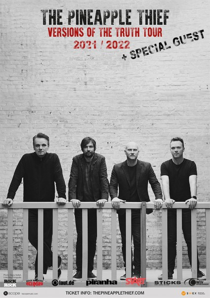 26.10.2021 - Mainz - KUZ - THE PINEAPPLE THIEF