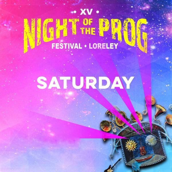 Festivalticket - 1 Day - Saturday - NOTP XV 3.0