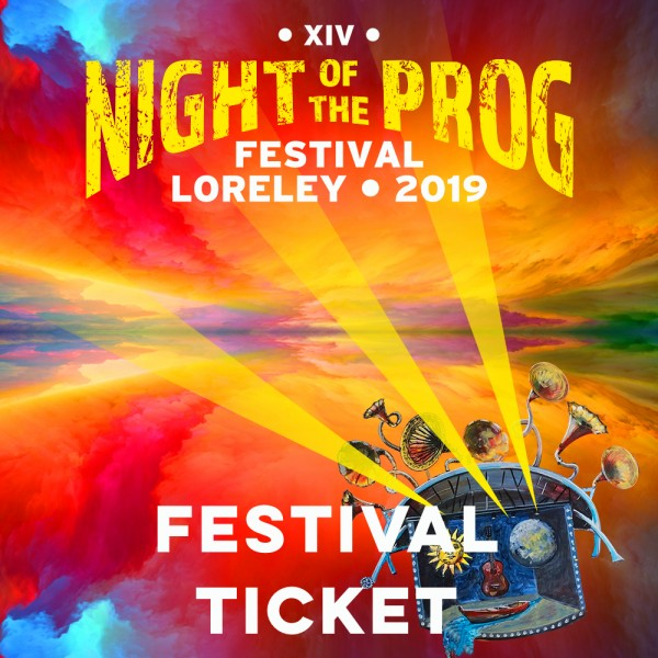 Festivalticket - 3 Days - NOTP XIV