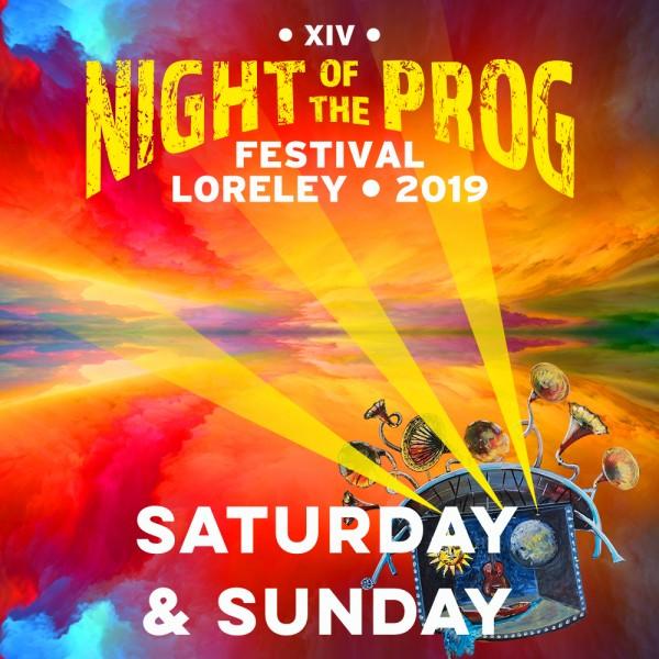 Festivalticket - 2 Tage - Samstag / Sonntag - NOTP XIV